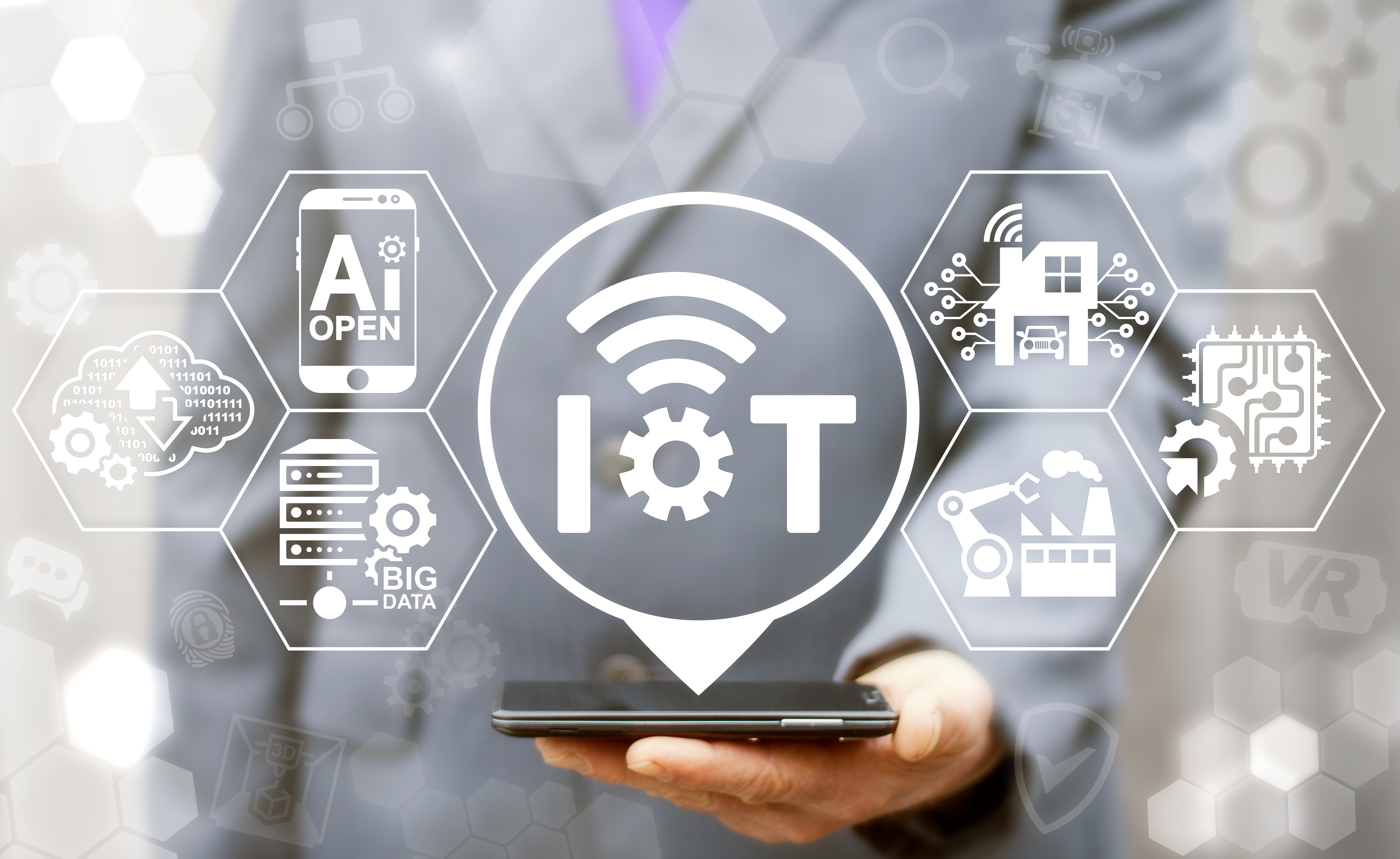 How Brick and Mortar Businesses Can Get The Most Out of The Internet of Things (IOT)
