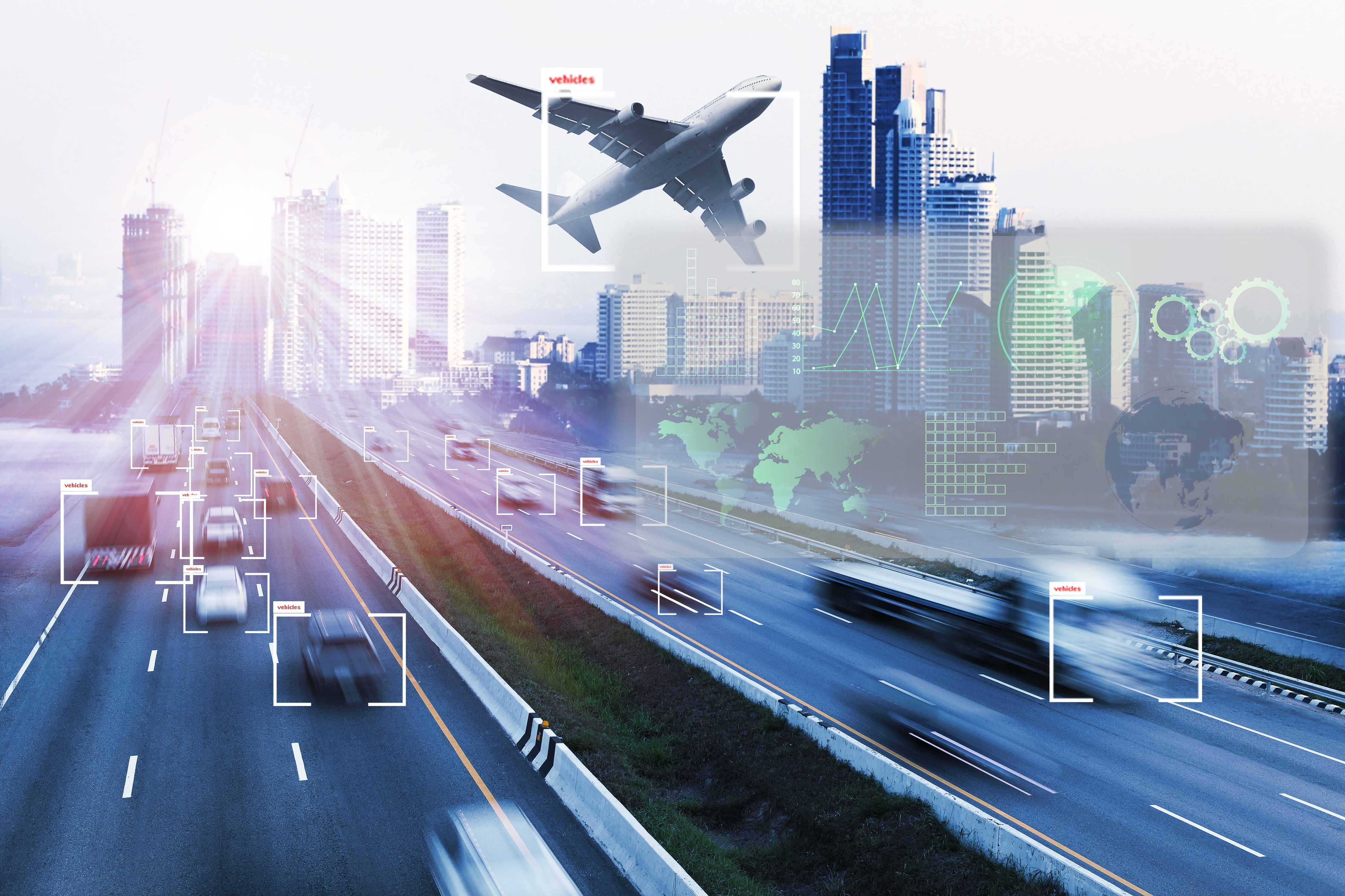 Automation at Work: Advancements in Transportation and Logistics