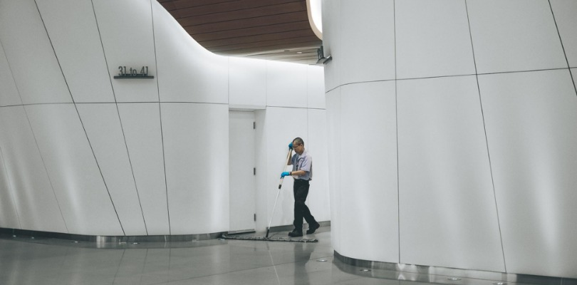 How Automation Makes Commercial Cleaning Better for Workers