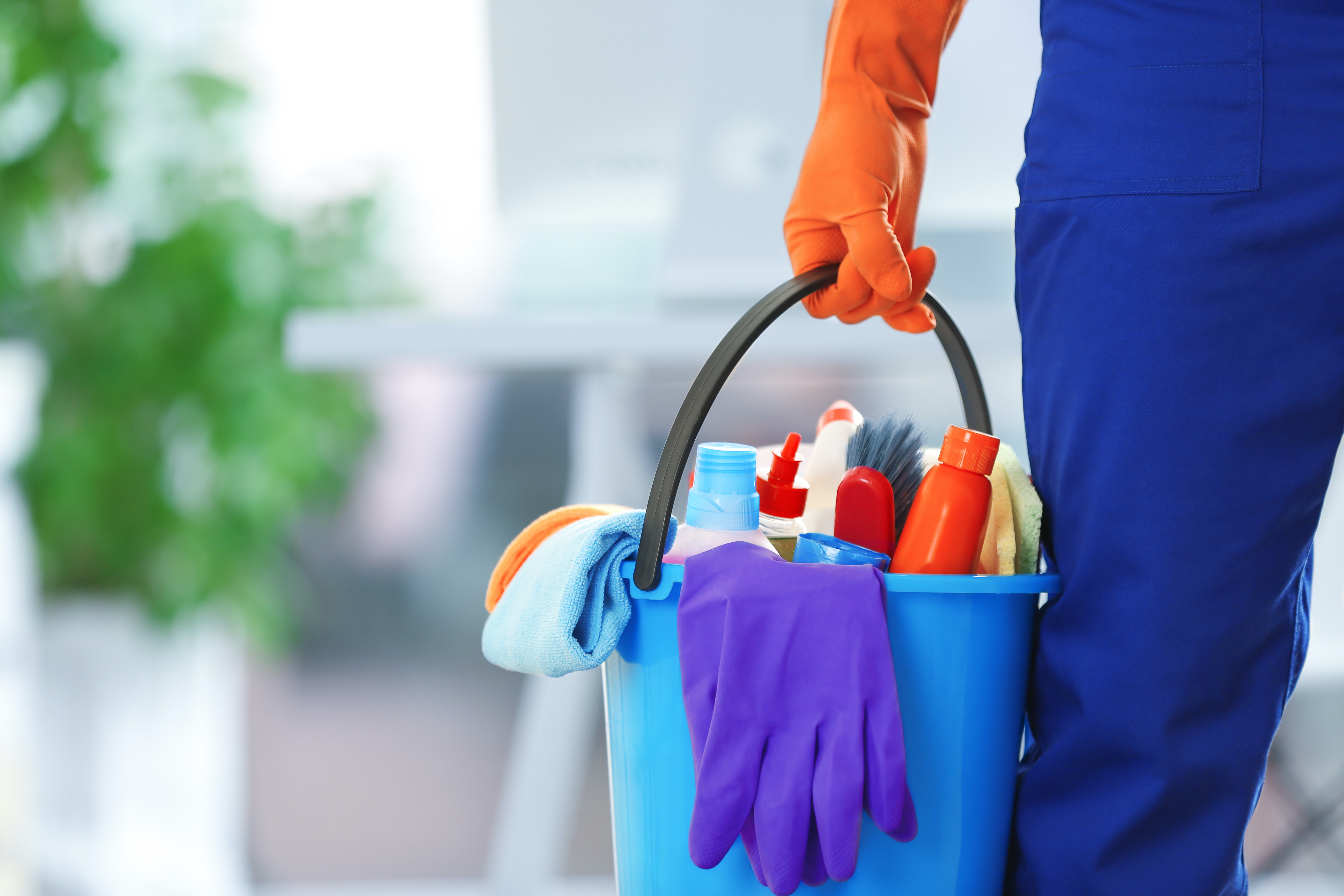 Automation Enables Safe, Efficient, and Cost-Effective Cleaning During COVID-19 Pandemic