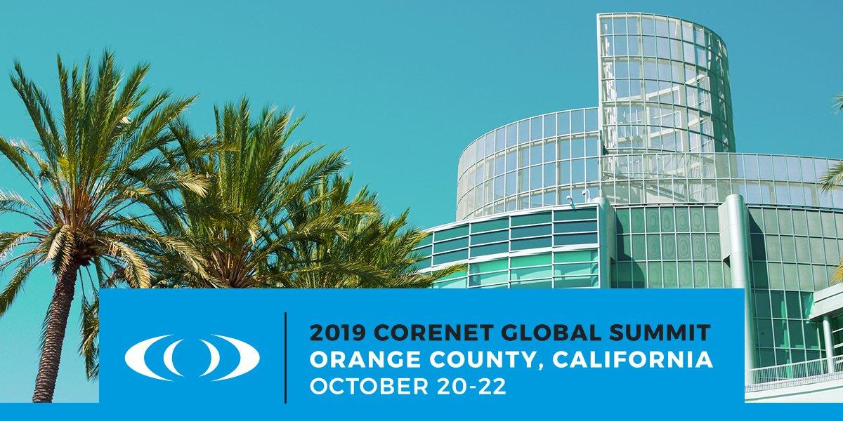 CoreNet Global Summit 2019