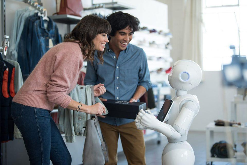Robots and Millennials: Joining Forces To Change The Future of Work