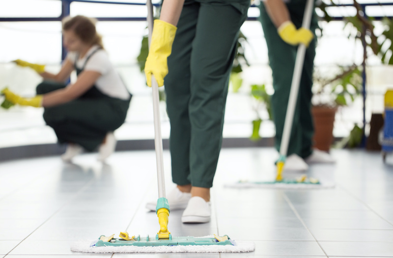 Why Now is the Time to Reposition Your Cleaning Business