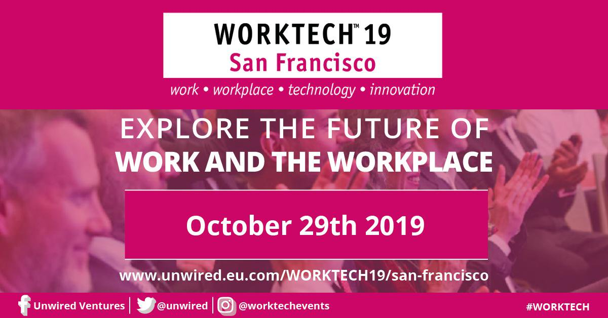 WORKTECH 19 San Francisco